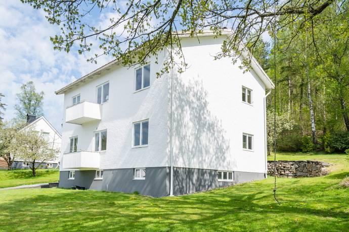 Bild: 6 rum villa på Parkgatan 8, Marks kommun
