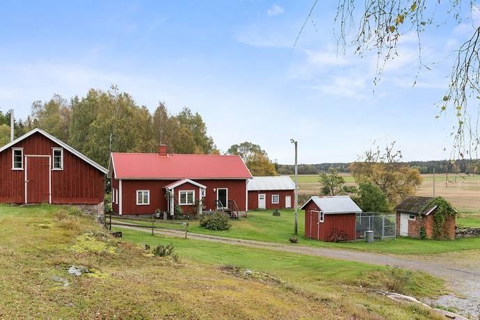Bild: 3 rum gård/skog på Härene Östergården 4, Vårgårda kommun Södra Härene