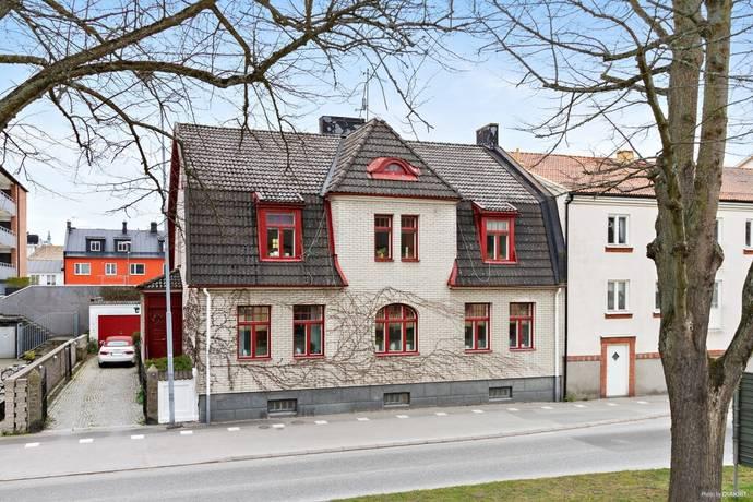 Bild: 6 rum villa på Erik Dahlbergsvägen 37, Karlshamns kommun Kv Södertälje