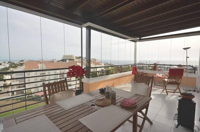 Bild: 3 rum bostadsrätt på Lägenhet i Mijas Costa, Málaga, Spanien Golf Miraflores