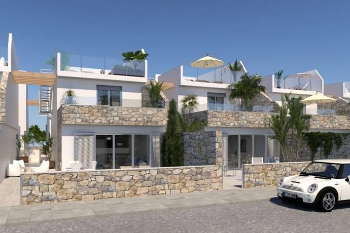 Bild: 4 rum villa på Los Alcazares, Spanien Mar Menor