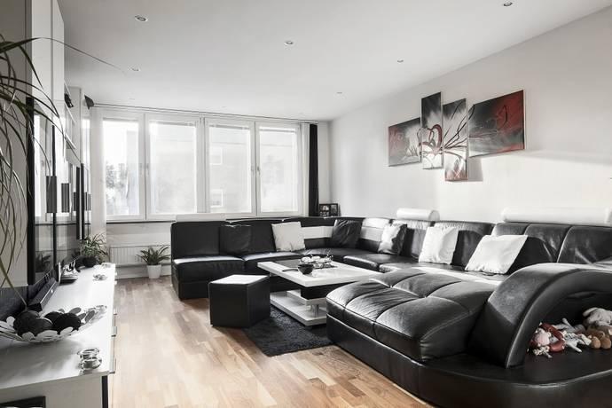 Bild: 3,5 rum bostadsrätt på Tvååkersgränd 8, 2 tr, Stockholms kommun Östberga/Älvsjö