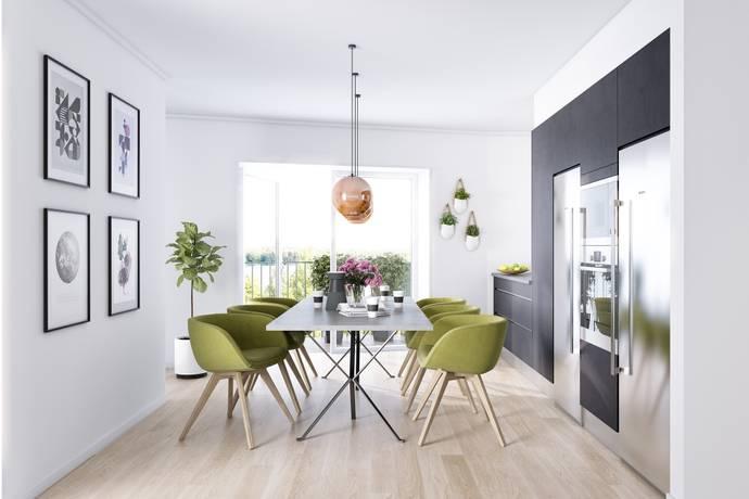 Bild: 4 rum bostadsrätt på Trummens Strand, Växjö kommun Trummens Strand