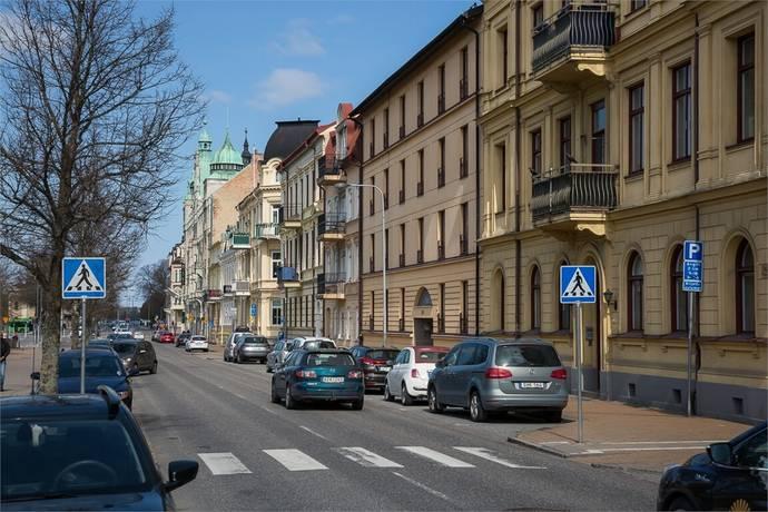 Bild: 5 rum bostadsrätt på Västra Boulevarden 29, Kristianstads kommun