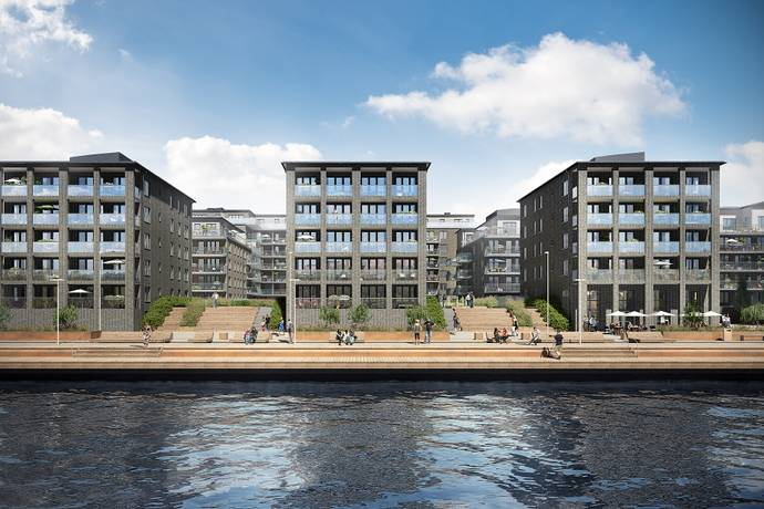 Bild: bostadsrätt, Lidingö kommun Dalénum