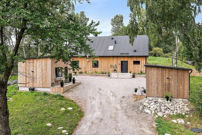 Bild: 4 rum villa på Ferievägen 2, Sjöbo kommun Blentarp