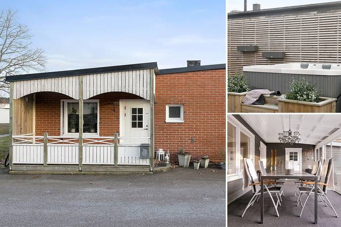 Bild: 4 rum villa på Uppegårdsvägen 7, Stenungsunds kommun Stenungsund