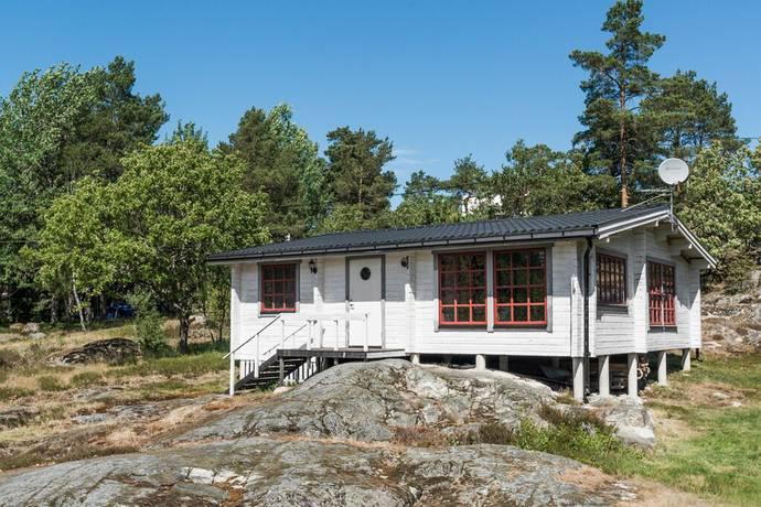 Bild: 56 m² villa på Eksjövägen 38, Värmdö kommun Djurö, Vindö