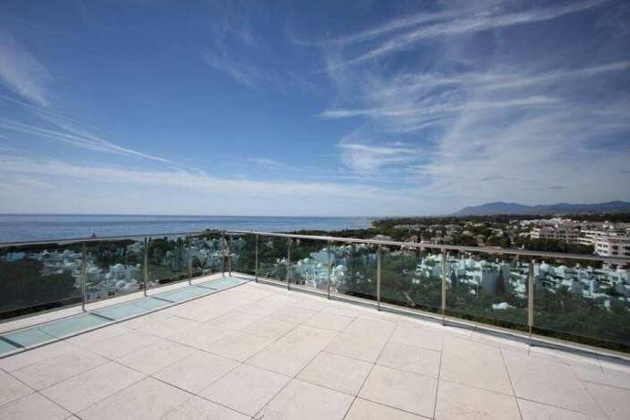 Bild: 5 rum bostadsrätt på Otroligt Penthouse på The Golden Mile, Spanien Marbella - The Golden Mile