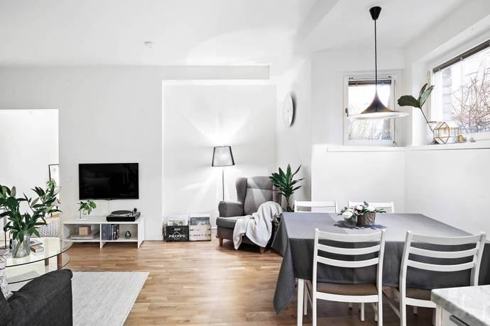Bild: 3 rum bostadsrätt på Wennerbergsgatan 6B, Stockholms kommun Kungsholmen / Marieberg