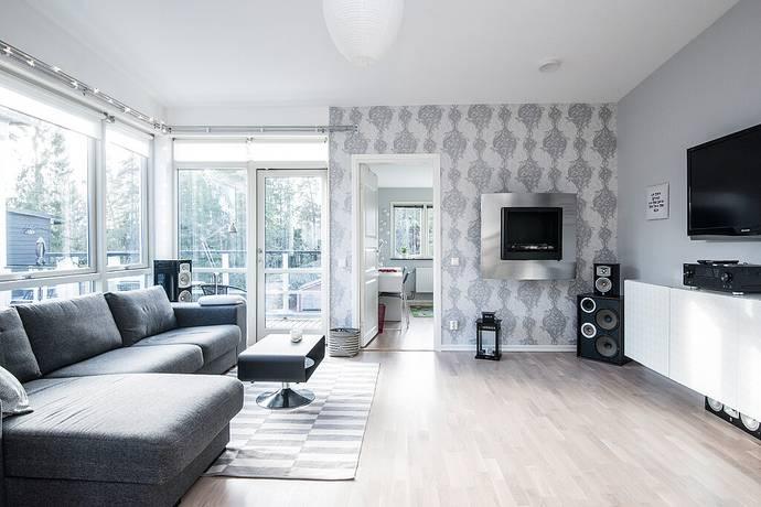 Bild: 3 rum bostadsrätt på Kittelvägen 7 D, Huddinge kommun Kästa
