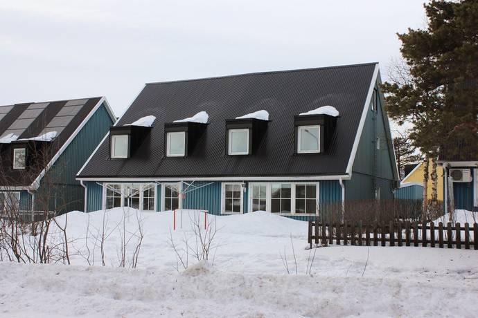 Bild: 6 rum radhus på Antennvägen 5, Kiruna kommun Lombolo