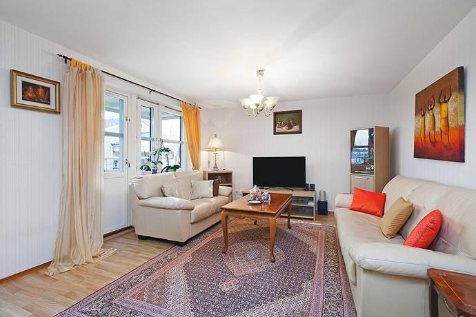 Bild: 3 rum bostadsrätt på Trefaldighetsvägen 26A, Täby kommun Gribbylund