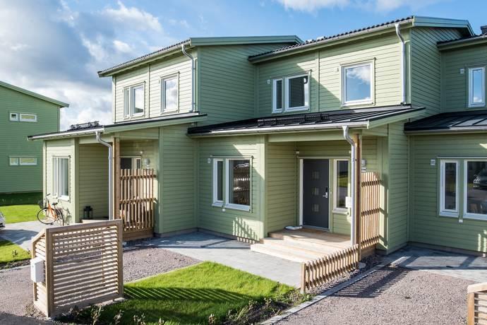 Bild: 5 rum radhus på Viktor Dahléns väg 221 C, Örebro kommun Mosås