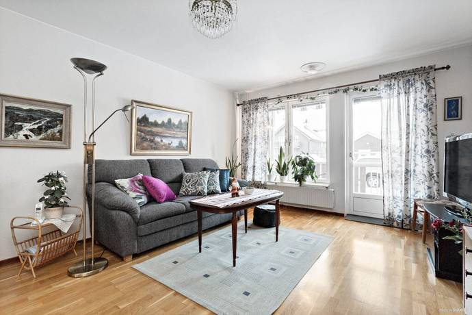 Bild: 2 rum bostadsrätt på Brogatan 9, Skellefteå kommun Sörböle