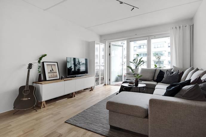 Bild: 2 rum bostadsrätt på Sofielundsvägen 15, Stockholms kommun Blåsut