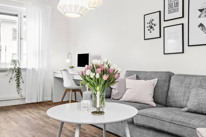 Bild: 2 rum bostadsrätt på Burspråksvägen 2, Stockholms kommun Globen