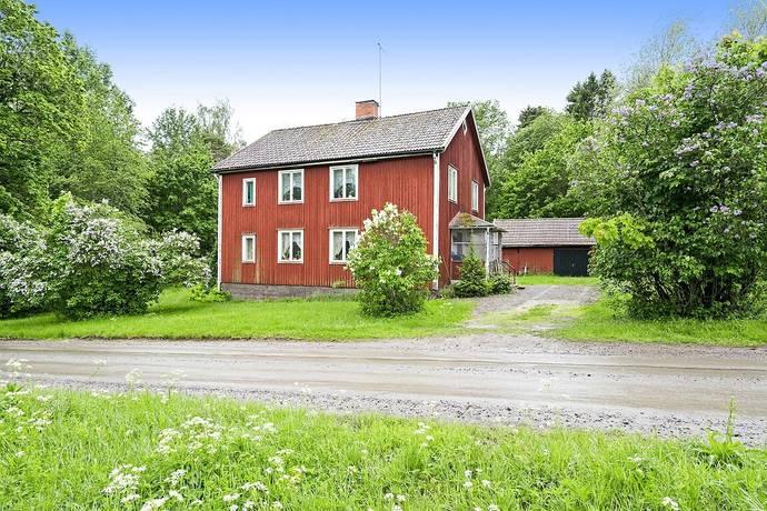Bild: 4 rum villa på Haddebo Fridhem 153, Hallsbergs kommun Hjortkvarn