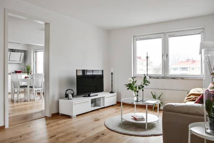 Bild: 4 rum bostadsrätt på Grönalundsgatan 10, Malmö kommun Limhamn