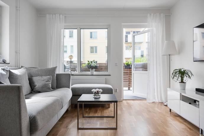 Bild: 3 rum bostadsrätt på Våtmarksvägen 62, Solna kommun Järvastaden