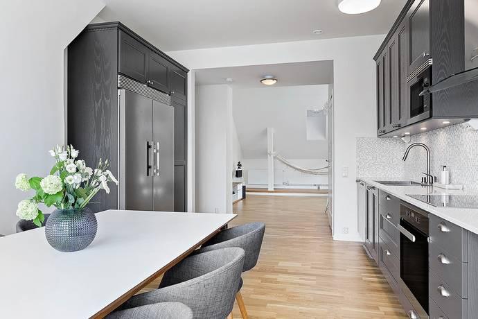 Bild: 4 rum bostadsrätt på Edsgatan 27, Vänersborgs kommun Centralt