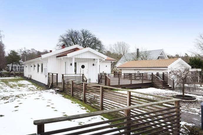 Bild: 5 rum villa på Anåsbergsvägen  16, Kungsbacka kommun Onsala