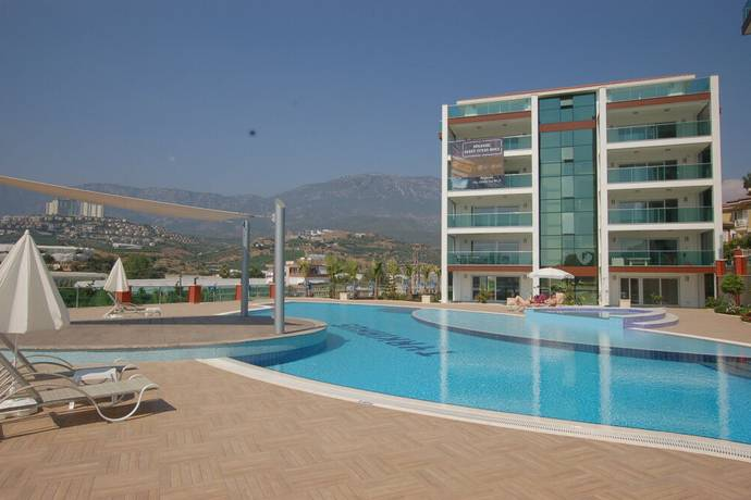 Bild: bostadsrätt på Kargicak Litore Residence id 2045, Turkiet Kargicak