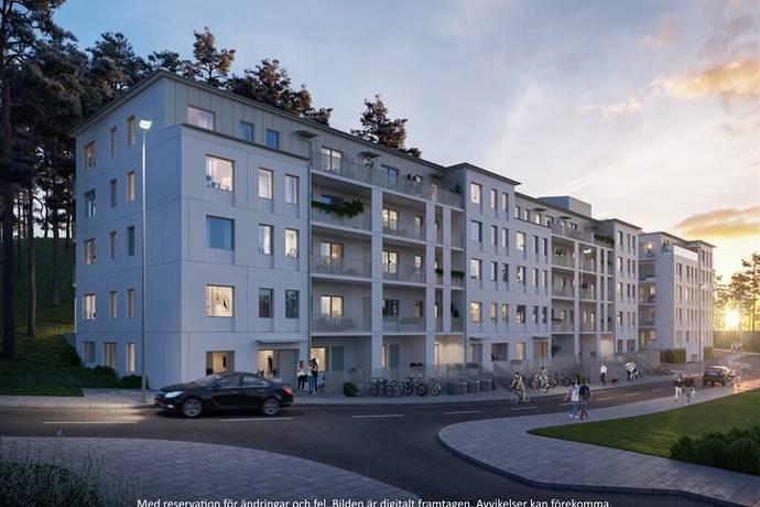 Bild: 4 rum bostadsrätt på Vegastaden TR21-1202, Haninge kommun Vega