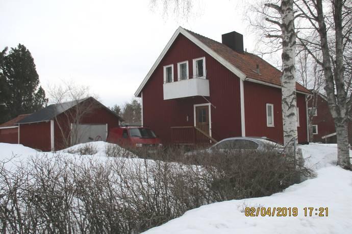 Bild: 4 rum villa på Bagaregatan 11, Åsele kommun Åsele tätort