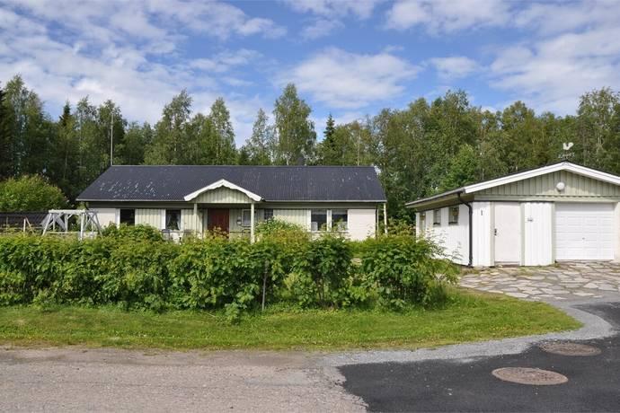 Bild: 4 rum villa på Hjortvägen 1, Haparanda kommun Marielund