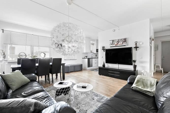 Bild: 4 rum bostadsrätt på Marieborgsgatan 2, Sundbybergs kommun Ursvik