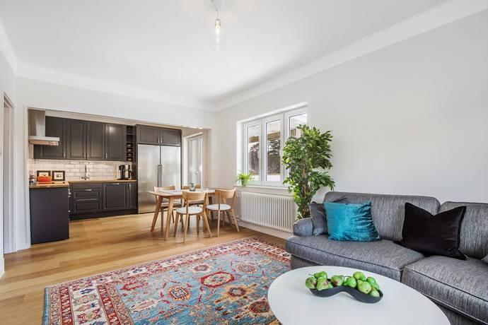 Bild: 3 rum bostadsrätt på Lenngrensgatan 19, Eskilstuna kommun Västermalm