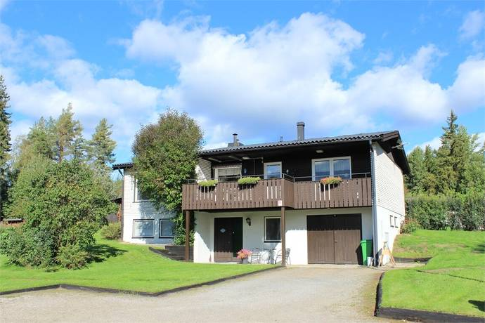 Bild: 6 rum villa på Furugatan 98, Ljusdals kommun