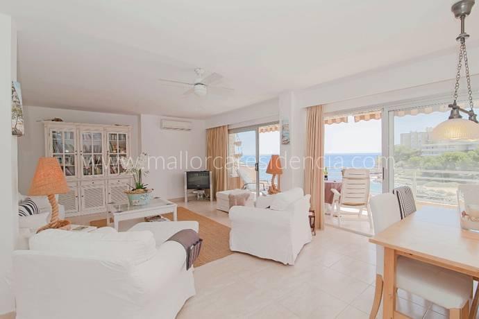 Bild: 4 rum bostadsrätt på Lägenhet i Cala Vinyas, Mallorca, Spanien