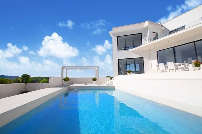 Bild: 5 rum villa på Villa, Mallorca - Cala Vinyes , ES, Spanien Cala Vinyes
