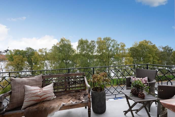 Bild: 7 rum bostadsrätt på Norr Mälarstrand 54, Stockholms kommun Nedre Kungsholmen