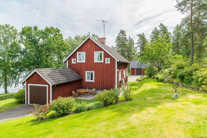 Bild: 4 rum villa på Sjövägen 21, Finspångs kommun Hävla