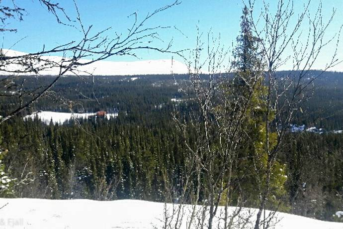 Bild: tomt, Bergs kommun Ljungdalen - Torkilstöten
