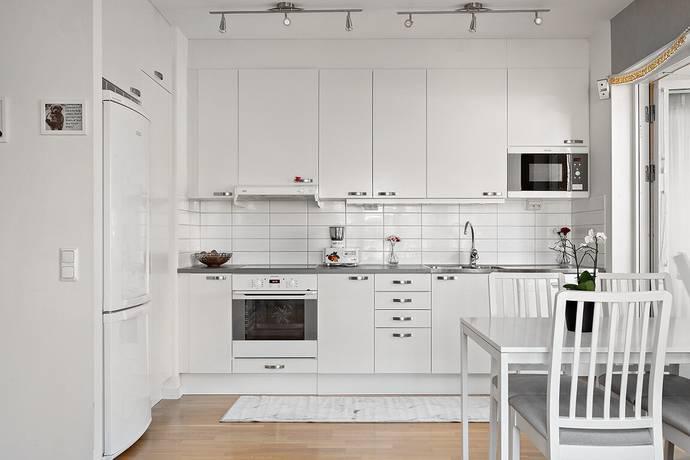 Bild: 2 rum bostadsrätt på Melongatan 22, Stockholms kommun Hässelby Strand