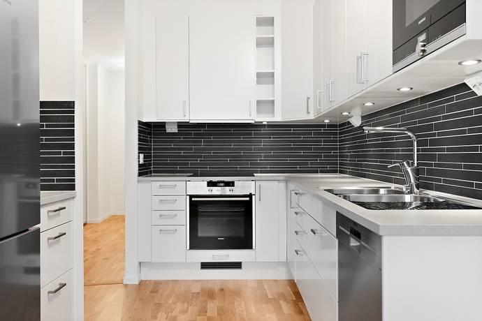 Bild: 1 rum bostadsrätt på Hammarby Allé 15, Stockholms kommun Hammarby Sjöstad