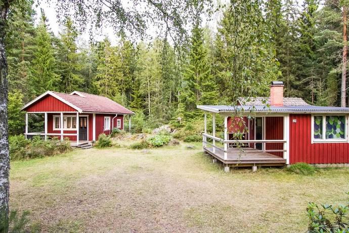 Bild: 2 rum fritidshus på Sjöfallsvägen 21, Kristinehamns kommun Hult
