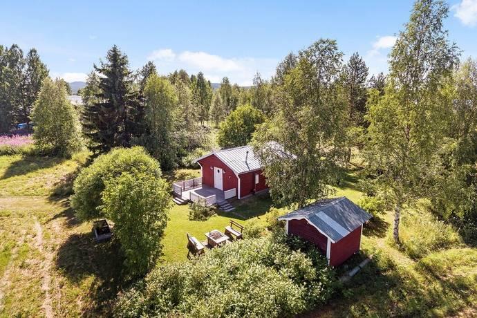 Bild: 1 rum fritidshus på Vistträsk 1:20, Älvsbyns kommun Vistträsk By