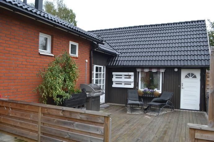 Bild: 4 rum villa på Klubbgatan 15, Kristianstads kommun