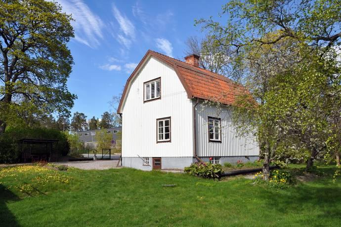 Bild: 4 rum villa på Nydalsvägen 74, Järfälla kommun Jakobsberg