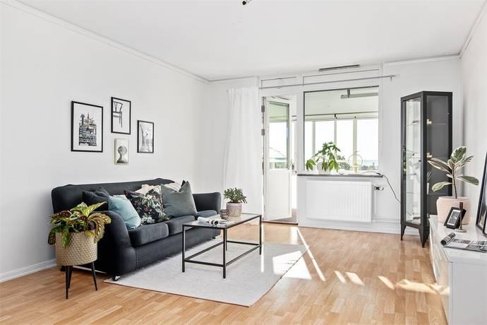 Bild: 2 rum bostadsrätt på Tallrotsgatan 9, Sundsvalls kommun Haga