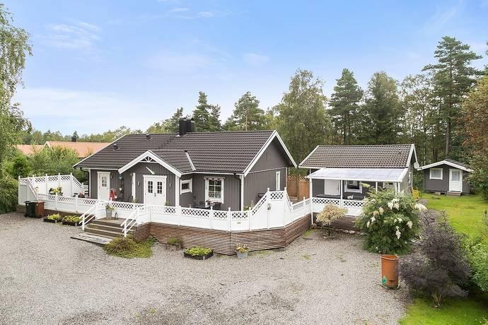 Bild: 3 rum villa på Maderna 10, Partille kommun Furulund