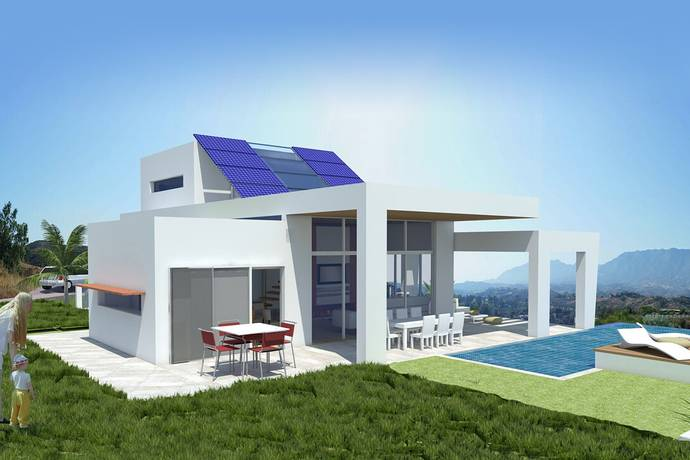 Bild: 4 rum villa på Green Village, Spanien