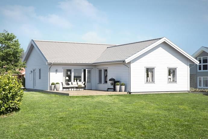 Bild: 6 rum villa på Folketshusgatan 23, Älvkarleby kommun Nybogård
