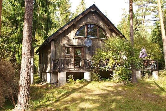 Bild: 3 rum villa på Västra Viker, Årjängs kommun Västra Fågelvik