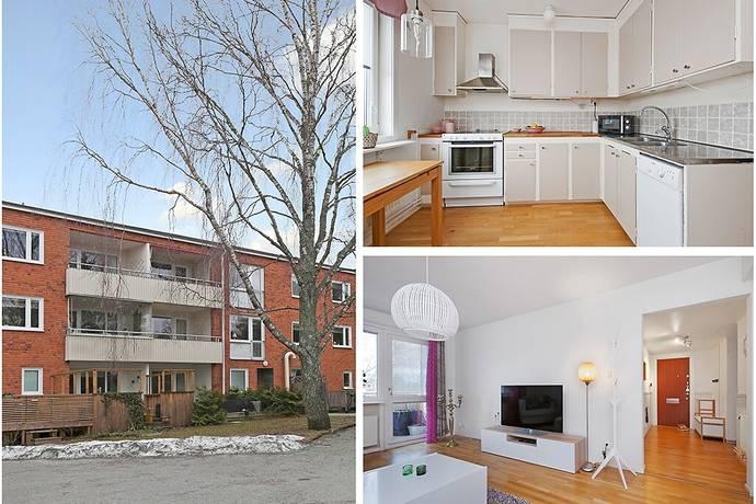 Bild: 3 rum bostadsrätt på Hackstavägen 12 A, Österåkers kommun Åkersberga Centralt